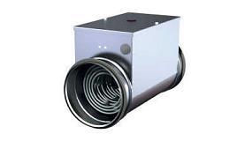 Foto de Zehnder Post, resistencia eléctrica modular para sistemas de ventilación