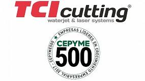 Foto de TCI Cutting, una de las 500 empresas con mayor crecimiento de España