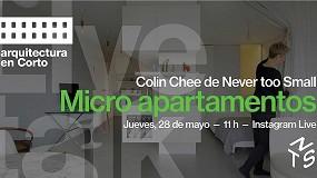 Foto de Arquitectura en Corto live talk: Micro apartamentos