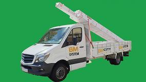 Foto de 6M City, el nuevo servicio para entrega de materiales largos en ciudad