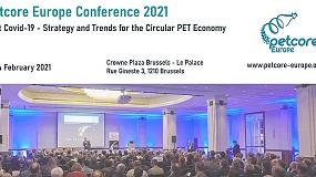 Foto de La conferencia anual Petcore Europe se celebrará en Bruselas el 3 y 4 de febrero de 2021