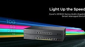 Foto de Zyxel lanza el primer switch multigigabit