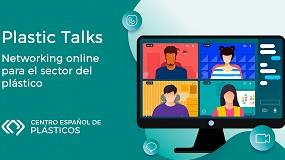 Foto de Nacen las Plastic Talks para fomentar el networking online en el sector del plástico