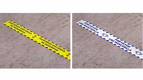 Foto de Nuevas cintas impresas de señalización Miarco