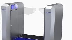 Foto de Roser Group lanza SANI-PASS, nuevos accesos higiénicos de desinfección