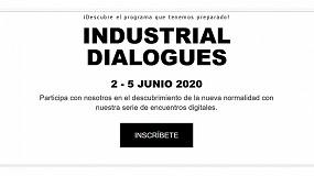 Foto de Del 2 al 5 de junio Fira Barcelona lanza sus Industrial Dialogues para descubrir los próximos eventos