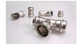 Foto de Sistemas Press Inox: a solução de aço inoxidável para prensar (ficha de produto)