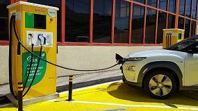 Foto de Auchan disponibiliza carregamento para veículos elétricos