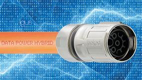 Foto de Listo para una conexión directa: el cable híbrido de Igus para la nueva generación de motores