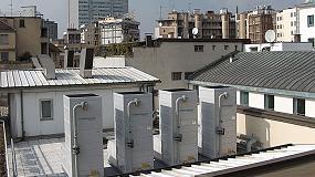 Foto de Torres de refrigeración en hospitales