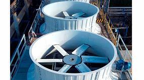 Foto de Minimizar el impacto sonoro en las torres de refrigeración