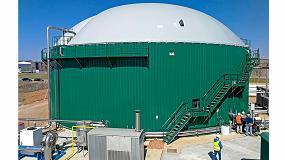 Foto de La planta de biogás de Tuero alcanza el 140% de su producción nominal