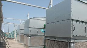 Foto de El Grupo de Fabricantes de Refrigeración Evaporativa de Aefyt recuerda la importancia del mantenimiento de los equipos