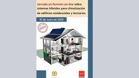 Foto de Fenercom organiza la jornada on-line 'Sistemas híbridos para climatización de edificios residenciales y terciarios'