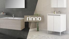 Foto de Rinno apresenta nova gama de móveis para casas de banho (ficha de produto)