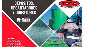 Foto de Toro Equipment lanza su nuevo catálogo de Depósitos y Decantadores W-Tank