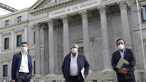 Foto de El sector agrario reivindica su papel en el Congreso de los Diputados