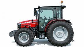 Foto de Massey Ferguson fortalece la gama media de tractores con la nueva serie MF 4700 M