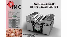 Foto de IMC lanza al mercado agroalimentario su nuevo multicabezal 'La bestia'