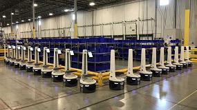 Foto de La start-up Locus Robotics recauda más de 40M$ en Serie D