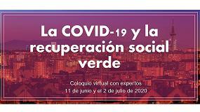 Foto de Webinario GBCe ´La COVID-19 y la Recuperación Social Verdé