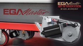 Foto de Nuevo kit de rueda motorizada para carros y armarios de EGA Master
