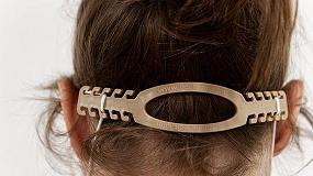 Foto de Vinventions recicla sus cierres para fabricar nuevos protectores de orejas para mascarillas