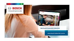 Foto de Nueva web corporativa del área Comercial e Industrial de Bosch Termotecnia