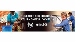 Foto de Buff dona el 2% de sus beneficios a tres proyectos de Unicef contra la COVID-19