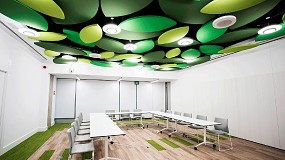 Foto de Confort acústico en el trabajo: del espacio abierto de oficinas comunes al nuevo entorno del Teletrabajo