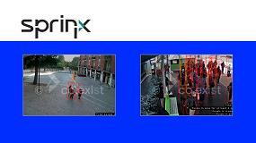 Foto de co.exist de Sprinx, la solución de Casmar para control de aforo y medidas de distanciamiento en grandes áreas