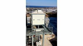 Foto de Sistema de refrigeración en skid para Kimitec