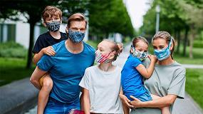 Foto de Buff lanza la nueva línea de mascarillas con filtro Filter Mask