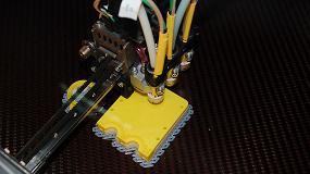 Foto de El proyecto Idea desarrolla nuevos materiales para electrónica aditiva por impresión 3D