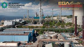 Foto de JG Summit Petrochemicals de Filipinas elige EGA Master como proveedor de herramienta industrial