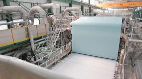 Foto de La producción de papel crece el 4,5% en 2019 y el 1,1% en el primer cuatrimestre de 2020