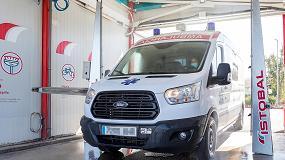 Foto de ISTOBAL transforma las instalaciones de lavado de vehículos en centros para la desinfección