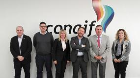 Foto de Redexis y Conaif firman un acuerdo para acelerar la captación de clientes de gas natural