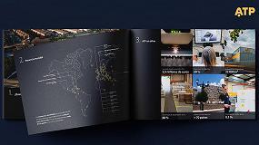 Foto de ATP Iluminación lanza su nueva presentación corporativa