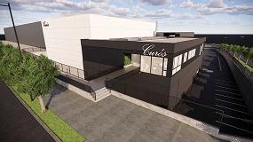 Foto de SSI Schaefer construye para Curós Fred un nuevo almacén refrigerado