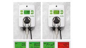 Foto de Sistema de pH - EC para Doseamento para Soluções Nutritivas e Água de Irrigação (ficha de produto)