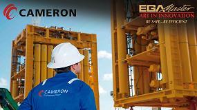 Foto de Cameron International Corporation (Schlumberger Group) elige a EGA Master como proveedor de confianza