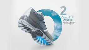 Foto de Cauro Oxígeno S1P de Panter, calzado de seguridad pensado para el verano