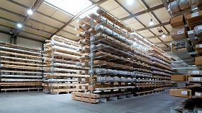 Foto de Mayor capacidad de almacenamiento para un suministro constante en Mejo Metall Josten: