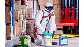 Foto de La Fundación Laboral organiza el primer webinar sobre productos químicos en construcción y su relación con la seguridad y salud laboral