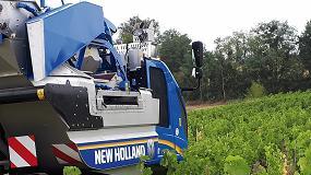 Foto de New Holland lanza el despalillador Combi-Grape para vendimiadoras Braud