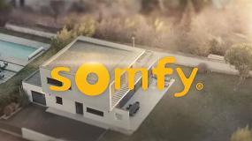 Foto de Somfy na televisão: poupança energética (vídeo)