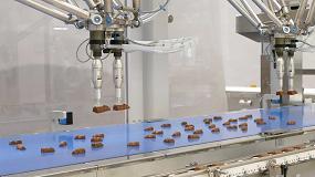 Foto de Alimentación visionaria con robot