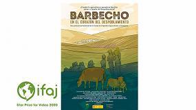 Foto de 'Barbecho. En el corazón del despoblamiento', mejor película para los periodistas agrarios internacionales