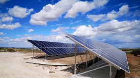Foto de Olival: energia solar, agricultura e história de mãos dadas na fronteira entre Portugal e Espanha